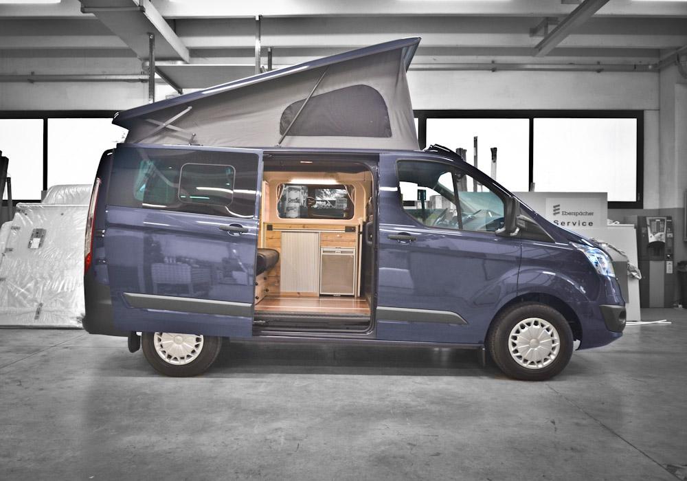 Ford Transit Custom Bondi Beach-3
